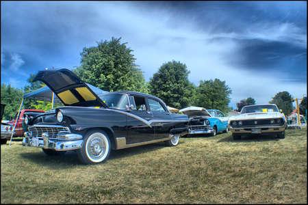 classics: Ford Fairlanes and Torino