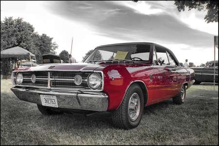 1968 닷지 다트 GTS 383