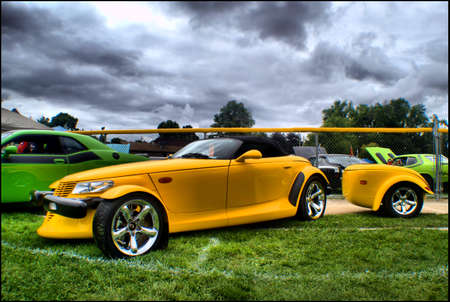 Plymouth Prowler Editorial