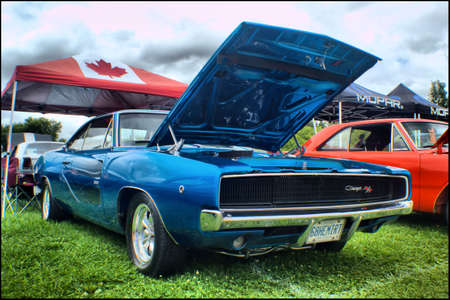 1968 Dodge Charger RT Editorial
