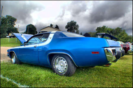 1973 Plymouth Roadrunner Editorial