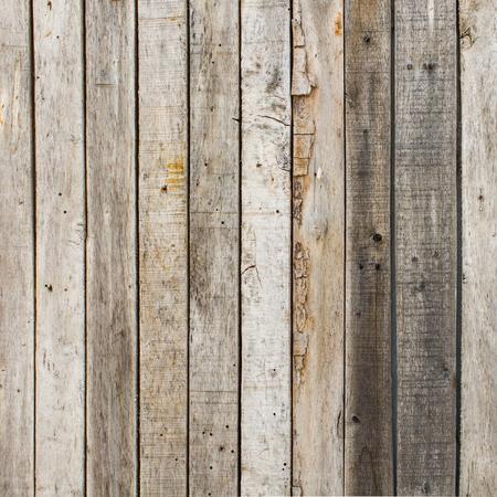 rustieke verweerde schuur hout achtergrond met knopen en spijker gaten