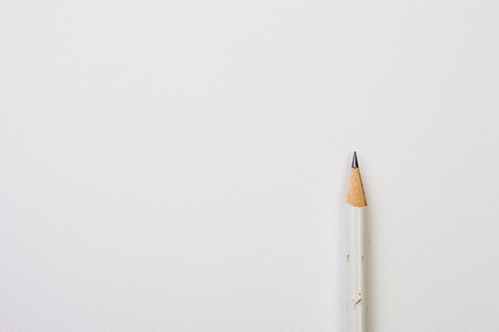pencil on table