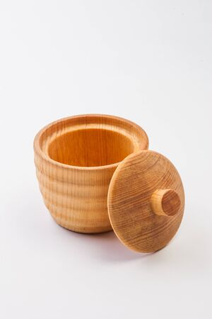 hinoki: cup made from Hinoki wood