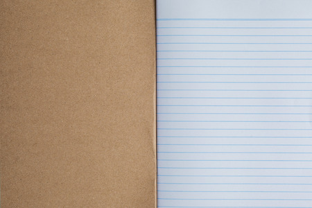 college ruled: notebook paper background