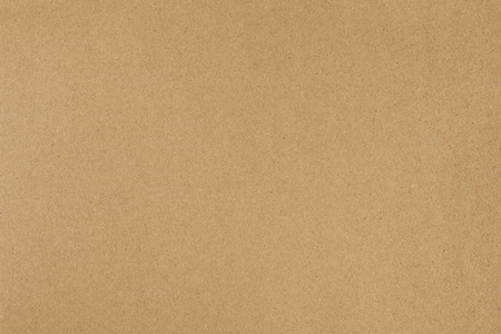 close up shot of light brown recycled paper texture background