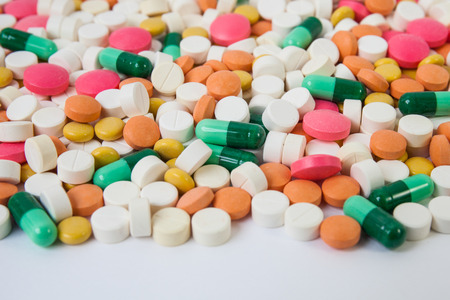ecstacy: pills and capsules