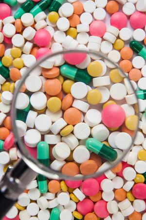 prophylactic: pills and capsules