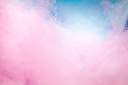 colorful cotton candy in soft color for background Reklamní fotografie - 44531823