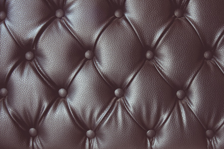 eather: vintage tone of eather texture with buttoned pattern