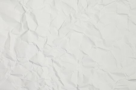 rumple: a white texture Stock Photo