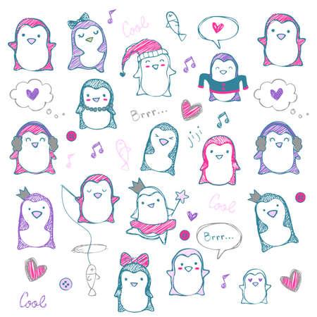 Penguins Imagens - 17614037