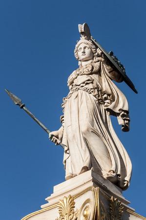 athena: classic Athena statue