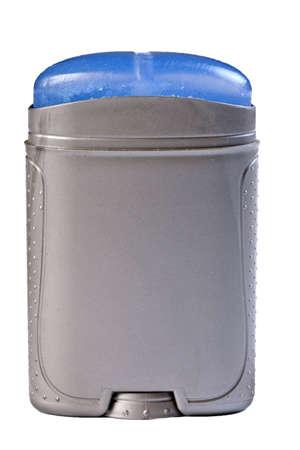 Deodorant stick isolated on white