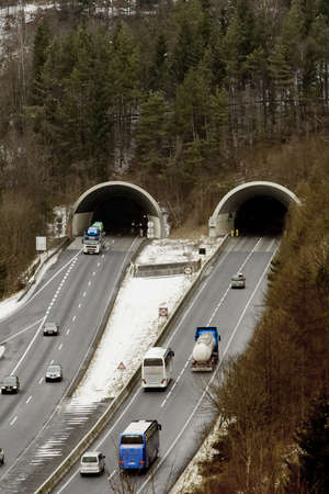 European tunnel