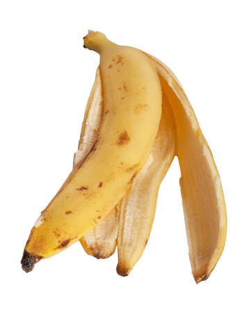 Bananas skin photo
