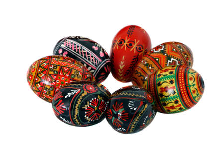tradition: Ukrainian Easter Eggs
