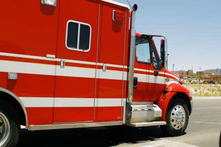 emergency vehicle: Emergency Vehicle, EMT technician