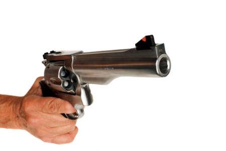 magnum: 44 Magnum Revolver Handgun isol�s