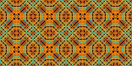 Abstract geometry tribal seamless pattern with line rhombus. Eastern graphic ruled modern ornate texture background. illustration for your modern print