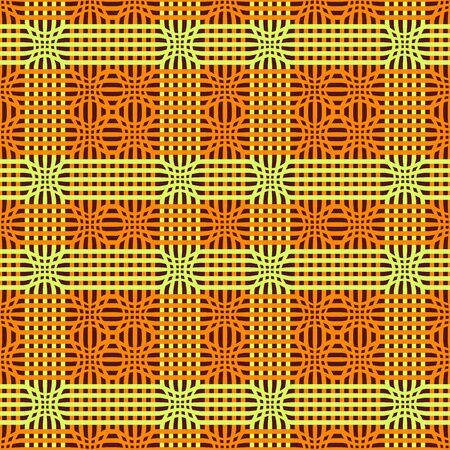 Abstract geometry mexican seamless pattern. Ethnic graphic ruled modern ornate texture background.