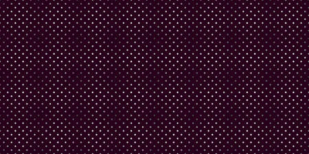 Dark wine geometry seamless simple pattern for your abstract background design. Vector horizontal textured illustration for optical illusion