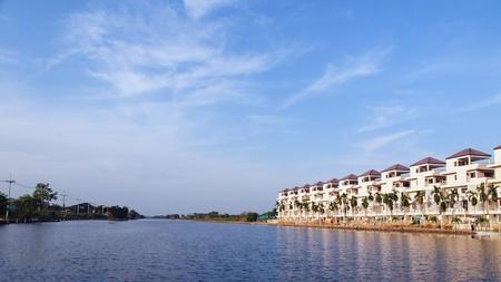 Sky water home