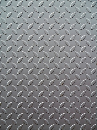 Steel background texture grey color. photo