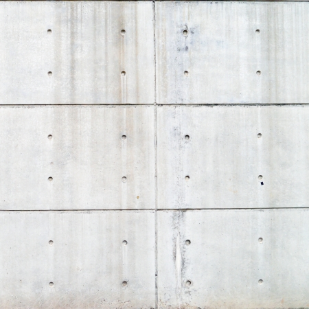 Grey textured background of cement board. Stock Photo