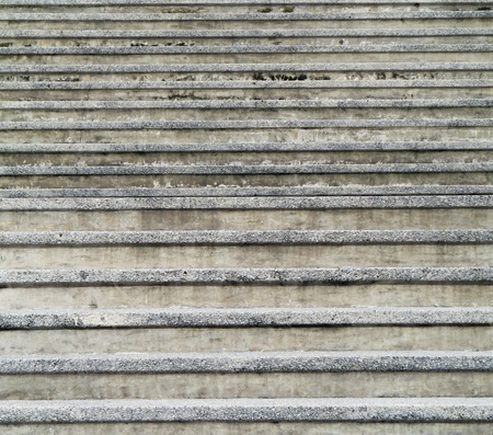 Staircase grey texture abstract background. photo