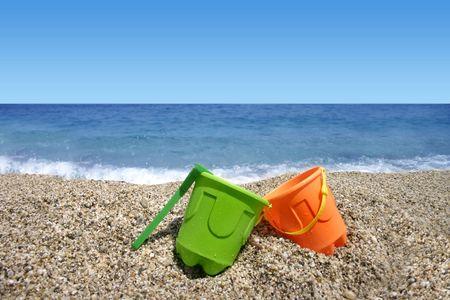 sand mold: Beach toys (summer vacation)