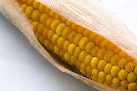 corncob Stock Photo