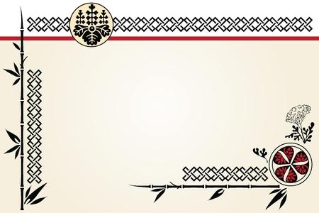 carte chinoise