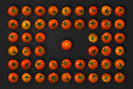 Lonely Tomato photo