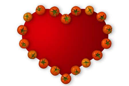 Valentine Tomato photo