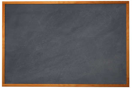 Blank chaklboard. This is a better version from the equivalent pictures in my portfolio. This is a 3D rendered picture.