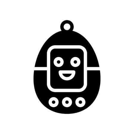 Device vector, Robotics related solid style icon