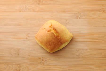 scone on cutting board