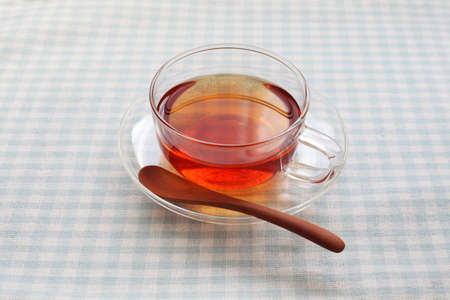 cup of tea isolated on table