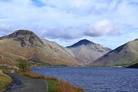 pike: Scafell Pike Lake District