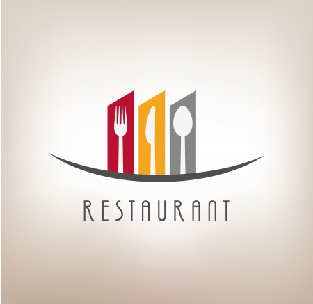 place setting: restaurant icon