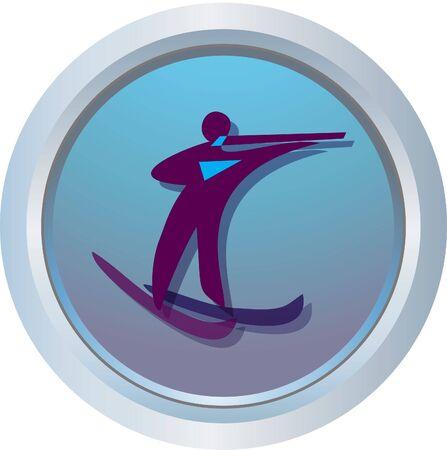 biathlon logo photo
