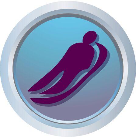 luge: Slittino logo
