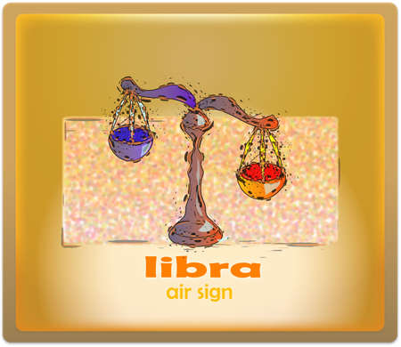 air sign - libra photo