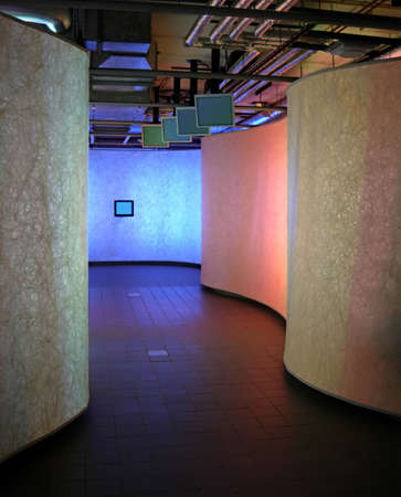 premise: computer corridor