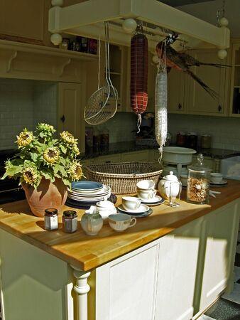 italian kitchen photo