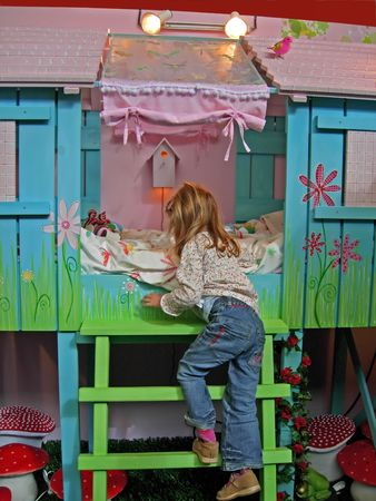 girls dreams Stock Photo - 549948
