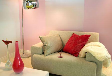 rosy interior Stock Photo - 585632
