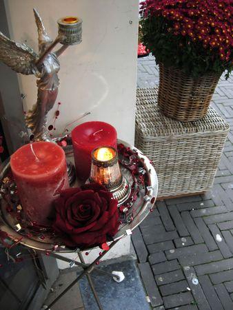 decoration on street Stock Photo - 588447
