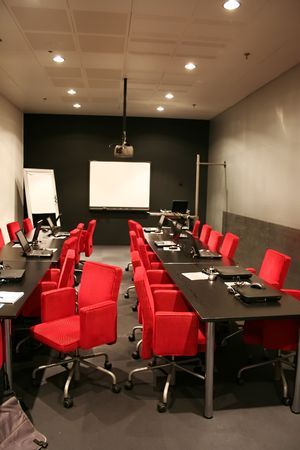 corporative meeting room Stock Photo - 647787